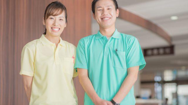 介護職として働きながら自分に合った職場を探すことができる
